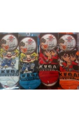 Fantasmino Sneaker bimbo Bakugan cotone 0016BK