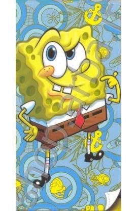 Telo mare SpongeBob prodotto ufficiale