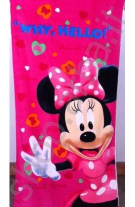 Telo mare Minnie Mouse prodotto ufficiale