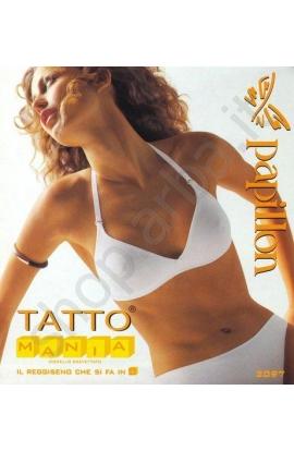 Reggiseno microfibra spalline e schiena nuda Tatto Mania 2097