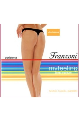 Perizoma vita bassa microfibra My Feeling Franzoni