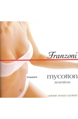 Brasierre cotone seamless senza cuciture My Cotton Franzoni
