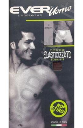 Boxer uomo Ever 151 cotone elasticizzato Fragi