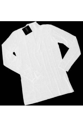 Maglia termica per donna manica lunga con colletto e zip TRASPIRTEX