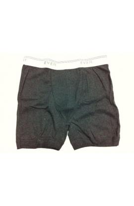 Boxer classico in maglina chiuso puro cotone elastico esterno 123 misura 6/XL