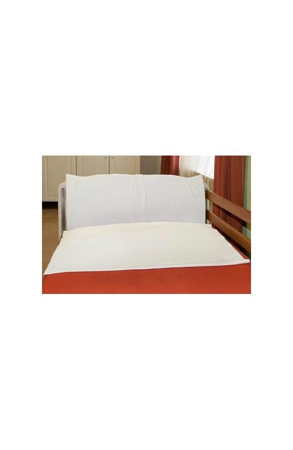 Paracolpi per testata del letto sfoderabile sagomato 9047T