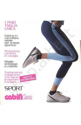 Calzino in microfibra per scarpe sportive traspirante Cabifi SPORT