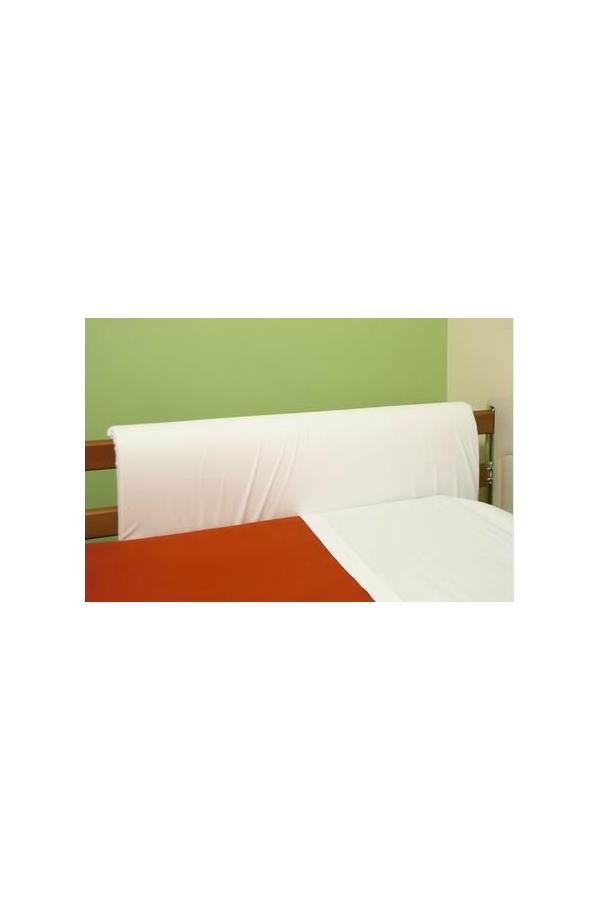Paracolpi laterale per letto con sponde sfoderabile sagomato 9047 IVA 4%