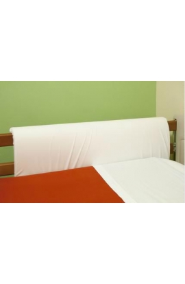 Paracolpi laterale letto con sponde sfoderabile sagomato 9047 IVA 4%