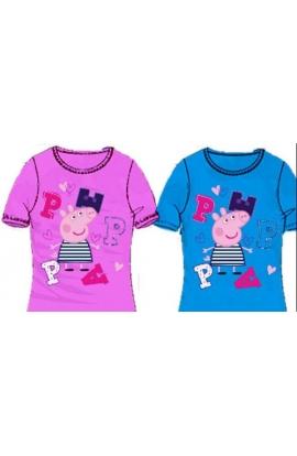 T-Shirt Peppa Pig per bimba cotone 55409 originali