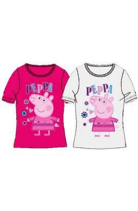 T-Shirt per bimba Peppa Pig cotone 55620 originali