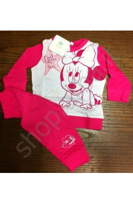 Pigiama estivo baby Walt Disney Minnie cotone 100% EN5601