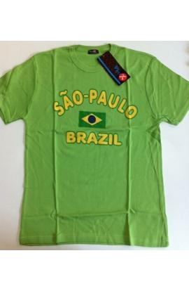 Maglia SAO PAOLO BRASIL original 100% cotone