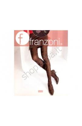 Collant fantasia floreale Franzoni Lyric riposanti 40 den.