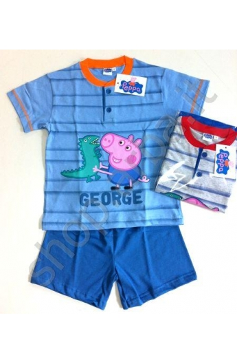 Peppa Pig George Pig Pigiama Bambino