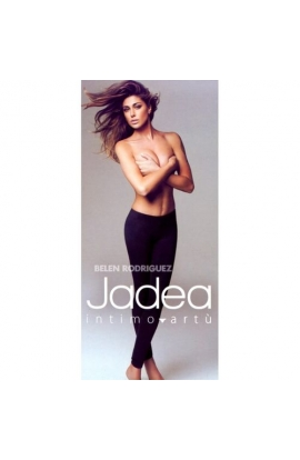 Leggings donna cotone elasticizzato Jadea 4192 grigio melange