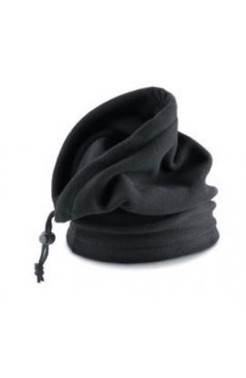 Scalcacollo unisex trasformabile in berretto pile comodissimo e caldo Colombo F08