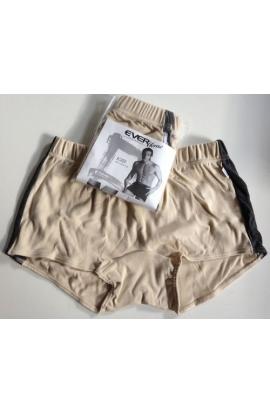 Boxer classico sgambato in maglina chiuso puro cotone 1113 PANNA