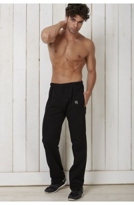 Pantalone tuta uomo leggero 100% cotone FC 363 OXIGYM