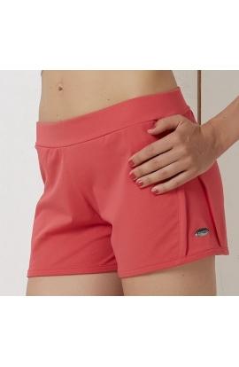 Pantaloncino short per donna o ragazza in cotone elasticizzato Oxigym BL992