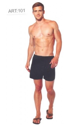 Pantalone corto per uomo maglina di cotone Gent's 101