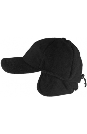 Cappello in pile con visiera e paraorecchie e nuca C290 5ea3283414bd