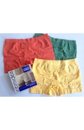 Boxer cotone sednza cuciture uomo You & Me cotton Intimidea 400125 misura M/L