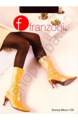 Calzamaglia microfibra per donna super coprente Micro 120 Franzoni