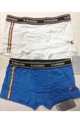 Boxer Diadora WorldCup per uomo cotone elasticizzato 5224 L/XL
