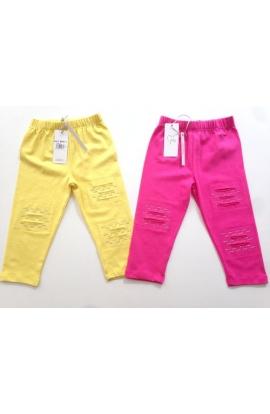 Leggings per bimba da 3 a 7 anni in cotone primavera estate Fragolita 8553