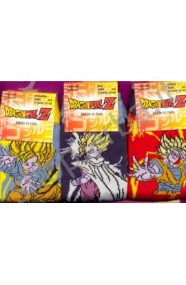 Calza ABS Antiscivolo per bimbo Dragon Ball Attacco