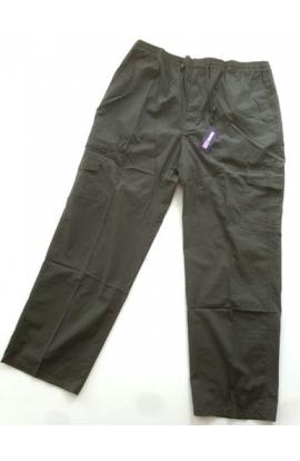 Pantalone misure calibrate uomo cotone leggero e fresco XXXXXL M302