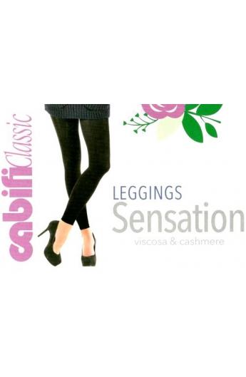 Leggings termico Sensation Cabifi viscosa e cashmere