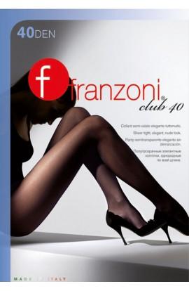 Collant 40 tuttonudo Club 40 Franzoni elasticizzato vellutato elagantissimo 40 den