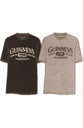 T-shirt GUINNESS uomo o ragazzo originale 100% cotone