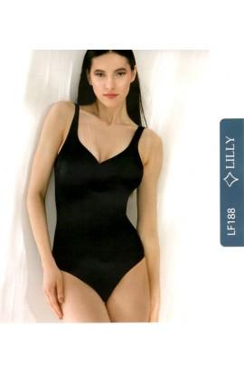 Costume intero con coppa preformata interno invisibile olimpionico LF188