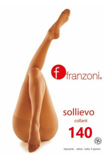 Collant riposante Franzoni Sollievo 140 den calibrato
