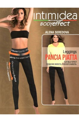 Leggings Pancia Piatta contenitivo riducente Body Effect total shaper Intimidea
