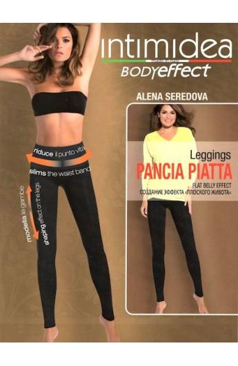 Leggings Pancia Piatta contenitivo riducente Body Effect total shaper Intimidea
