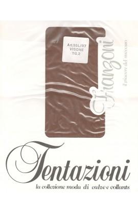 Collant fantasia fiocchetti elasticizzato 20 den Franzoni 55L/87
