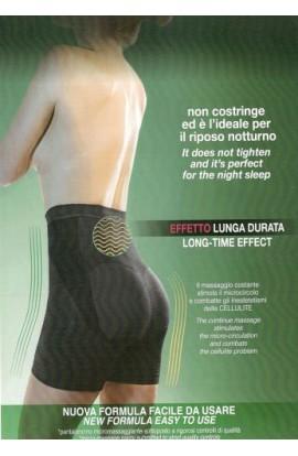 Pantaloncino anti cellutile micromassaggiante stimolante Bodyeffect