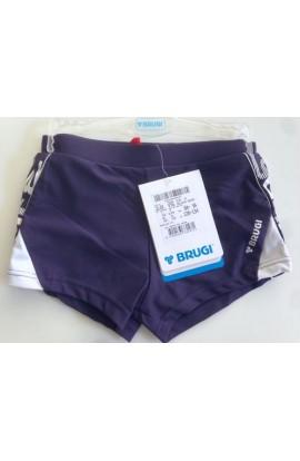 Costume a pantaloncino elasticizzato per ragazzo da 8 a 12 anni Brugi JL4X