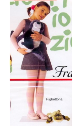 Collant bimba Righettona microfibra leggera