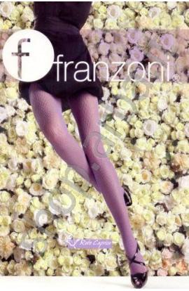 Collant rete colorata moda primavera Franzoni Caprice