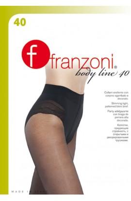 Collant snellente Body Line sgambato elegantissimo contenitivo Franzoni