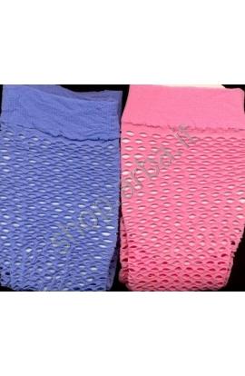 Gambaletto rete moda colorato