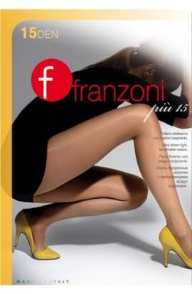 Collant Più 15 elasticizzato velatissimo qualità a prezzo migliore Franzoni