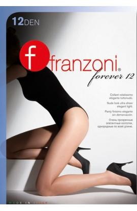 Collant Forever 12 den velatissimo elasticizzato tuttonudo elegantissimo Franzoni