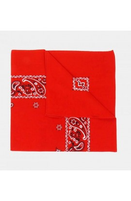 Bandana Colorata Con Stampa Cachemire 100% cotone Colombo