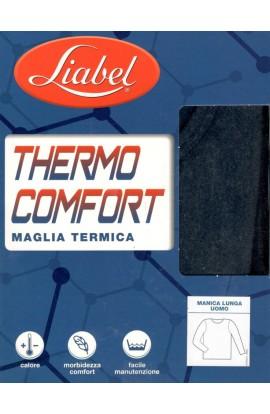 Maglia termica caldissima isolante uomo manica lunga Liabel 2852 333